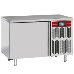 Congelator rapid cu masa DIAMOND PTBT6/TS, 6x 600x400 (20-12 Kg)