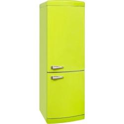 Combina frigorifica VonReiter RKGC 30085 RDA ++ LG, Clasa A++, 317 L,, 230 kWh/ an, No Frost, Lamaie Verde