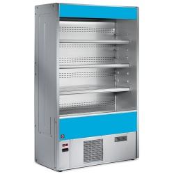 Raft frigorific de perete ventilat DIAMOND SW10/B1-R2, autoservire