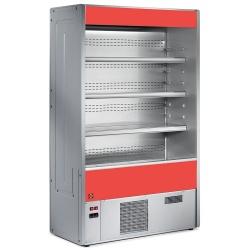 Raft frigorific de perete ventilat DIAMOND SW10/C1-R2, autoservire