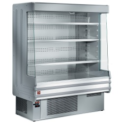 Raft frigorific de perete DIAMOND DY10/A1-R2, 4 rafturi, autoservire