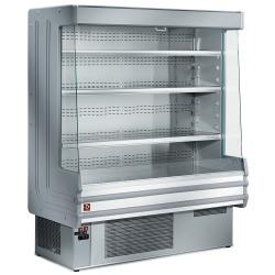 Raft frigorific de perete ventilat DIAMOND DY12/A1-R2, 4 rafturi, autoservire