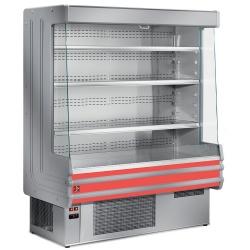 Raft frigorific de perete ventilat DIAMOND DY18/B1, autoservire