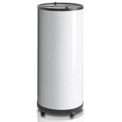 Racitor de bauturi Tefcold CC55 76 W 1 zona racire 2 to 12 °C alb