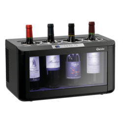 Racitor de vin BARTSCHER 700134, 4FL-100, Negru