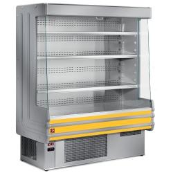 Raft frigorific de perete ventilat DIAMOND DY15/C1-R2, autoservire