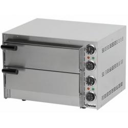 Cuptor pentru pizza BARTSCHER 203500, Mini 2, 2 camere de copt