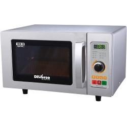 Cuptor cu microunde din otel inoxidabil DIAMOND WR-2510-M,1000 W,25 L