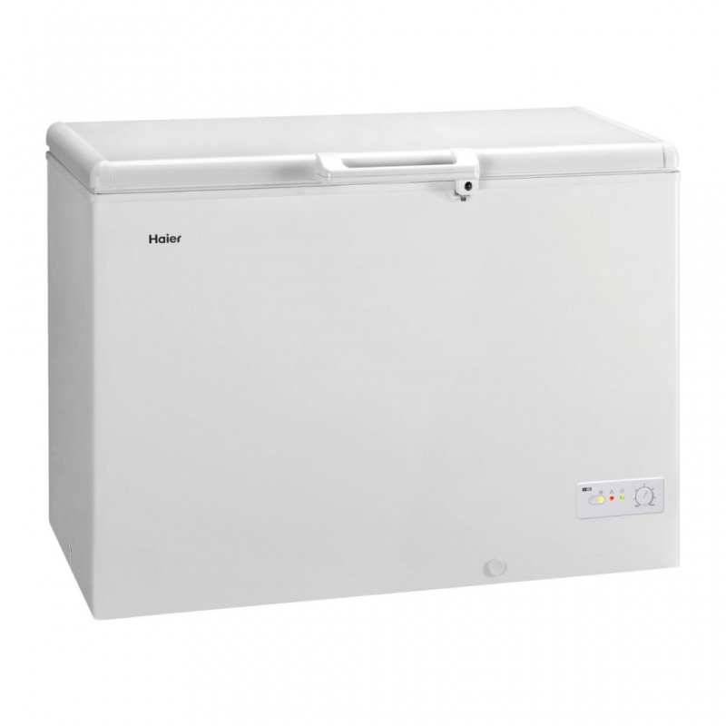 Lada frigorifica Haier BD-379RAA, A+, 308 kWh/an, 384 L, alb