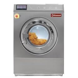 Masina de spalat DIAMOND DRW11-TS/D,otel inoxidabil,11 kg,cu ecran tactil