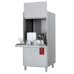 Masina de spalat vase profesionala DIAMOND DP7L/8P,700x700mm