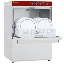 Masina de spalat vase profesionala DIAMOND DC502/6M-DPS-A,500x500mm,230 / 1N,pompa de scurgere,detergent,balsam