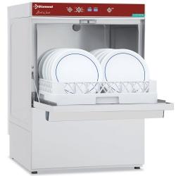 Masina de spalat vase profesionala DIAMOND DFE8/6-AC,500x500 mm,igiena completa,balsam