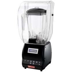 Blender profesional cu scut sonor DIAMOND BARMIX/CP-P,sticla patrata de 2L,viteza variabila ,programabil