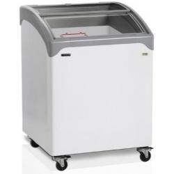Congelator de inghetata Tefcold NIC100SCEB temp -24 / -14°C alb