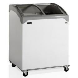 Congelator de inghetata Tefcold NIC200SCEB temp -24 / -14°C alb
