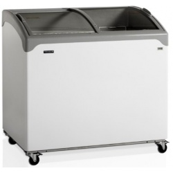 Congelator de inghetata Tefcold NIC300SC temp -24 / -14°C alb