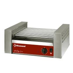Gratar electric pentru carnati DIAMOND CSX/5R,5 role