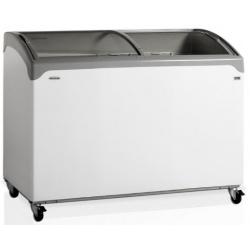 Congelator de inghetata Tefcold NIC400SCEB temp -24 / -14°C alb