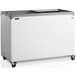 Congelator de inghetata Tefcold NIC400SC temp -24 / -14°C alb
