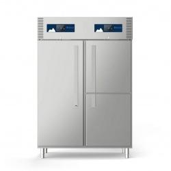 Combina frigorifica profesionala Polaris Master M105/35 TNN BT cu unitate condensare, 3 usi, 1400litri, -2°+8°C/ -25°-15°C, inox