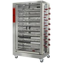 Rotisor pe gaz DIAMOND RVG/152-CM,90 pui