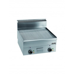 Plita electrica MORGAN MINIMA600-21,pentru gratar canelat ,7,5 KW