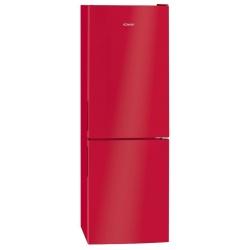 Combina frigorifica BOMANN 7319.1, noua clasa E, capacitate neta 157L, rosu