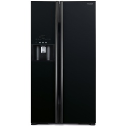FRIGIDER side by side HAIER HRF-800DGS8, 435 kWh/an, 792 L, 457 L, sticla