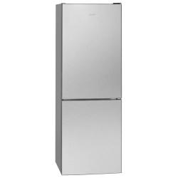 Combina frigorifica BOMANN 7320.1, noua clasa E, capacitate neta 227L, Easy Frost, inox