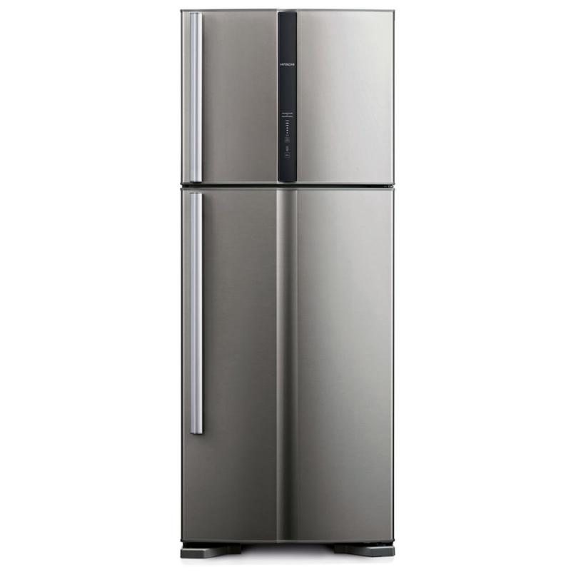Combina frigorifica Hitachi R-V540PRU3X(INX), No Frost, A++, 450L, inaltime 183 cm, Inox