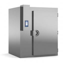 Camera frigorifica Irinox Mya MF 180.2 L RU STandard, ecran touch, capacitate 180kg, temperatura +90°/+3°/-18°C, inox