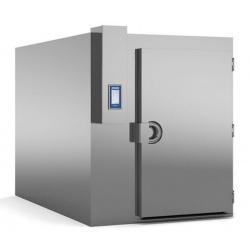 Camera frigorifica Irinox Mya MF 350.2 2T L Standard, ecran touch, capacitate 350kg, temperatura +90°/+3°/-18°C, inox