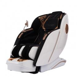 Fotoliu Masaj premium LUXURIA Elite 3D ZeroGravity, sistem masaj Shiatsu Wellness, telecomanda, bluetooth, masaj predefinite
