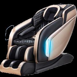 Fotoliu de Masaj premium LUXURIA Elite 3D ZeroGravity cu sistem masaj Shiatsu Wellness, telecomanda si bluetooth