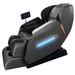 Fotoliu de Masaj premium LUXURIA Elite 3D ZeroGravity cu sistem masaj Shiatsu Wellness, telecomanda,bluetooth, functii multiple