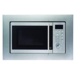 Cuptor cu microunde incorporabil PKM 13050,sticlă neagră / acrilic,volum de 20 litri