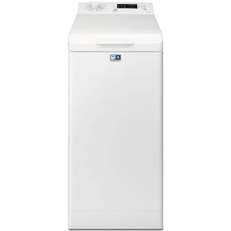 Masina de spalat rufe cu incarcare verticala Electrolux EWT1262IDW, 6 kg, 1200 rpm, Clasa A++, LED, Alb