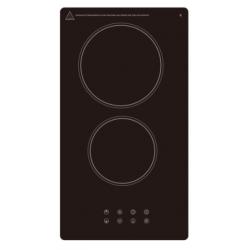 Plita PKM 23204,sticlă ceramică, senzor de control tactil, număr de plite: 2