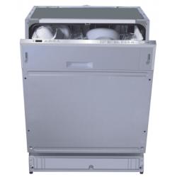 Mașina de spălat vase PKM 40031,alb, panou de control din oțel inoxidabil, clasa de eficiență energetică E