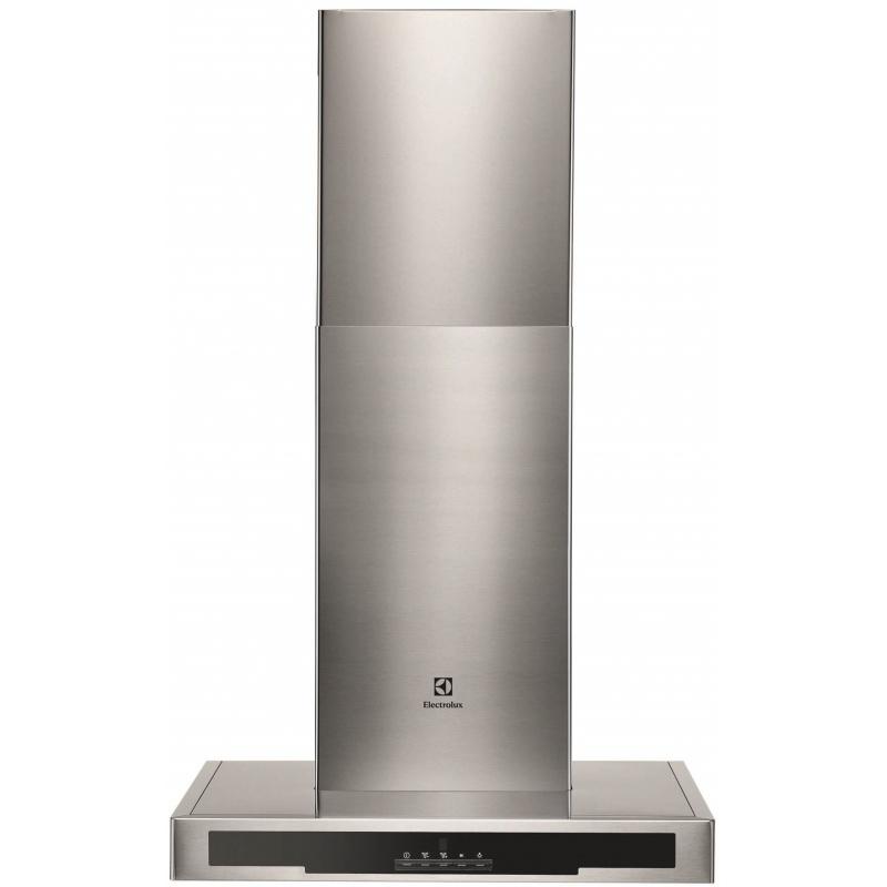 Hota incorporabila decorativa Electrolux EFB60566DX, Putere de absorbtie 685 mc/h, 1 motor, 60 cm, Inox