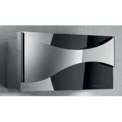 Hota perete GALVAMET Ambient,90 cm,ecran tactil 3V + I