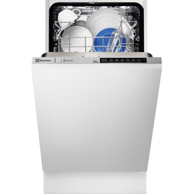 Masina de spalat vase incorporabila Electrolux ESL4570RO, 9 seturi, 6 programe, Clasa A++, 45 cm