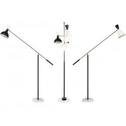 Lampa Gianfranco Ferre Home Milwaukee, structură din metal , lumina led