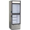 Vitrina frigorifica U5 GEMENI 40 680x695x2000 mm gri argintiu