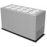 Vitrina frigorifica U5 COMBI 10C 1520x679x961 mm gri argintiu