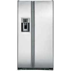 Side by side iomabe by GE ORE24VGHFSS, clasa A+, 528 l, No Frost, Inox