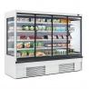 Abatitor Irinox MultiFresh® Next S cu display cu touch, capacitate 25 kg, temperatura +90° +3°C / +90° -18°C, inox