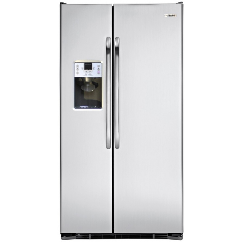 Side by side IOMABE Global Series ORGS2DFFFSS, clasa A+, 549 l, No Frost, Inox