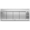 Masa frigorifica COLDLINE TVG21/1MZ-1/6-760 PREP-STATION 2560x800x1055 mm